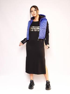 Комплект: жилет і сукня | 5560723