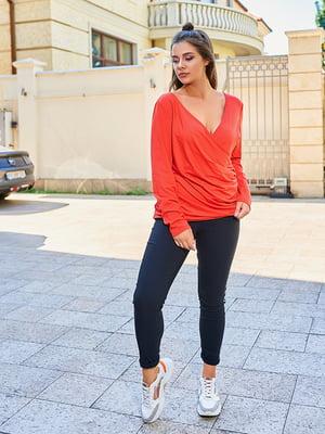 Блуза красная | 5560755