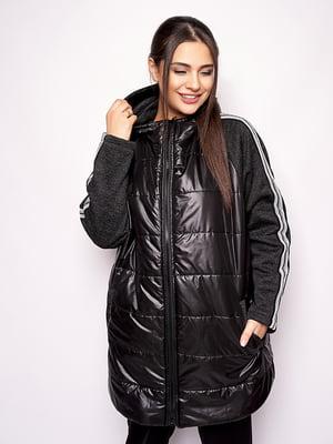 Куртка черная   5560842