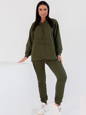 Костюм: худи и брюки | 5560871