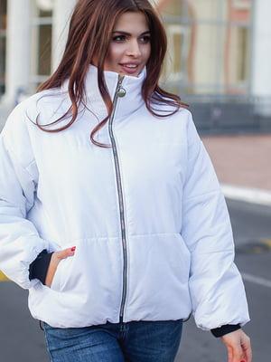 Куртка біла   5560900