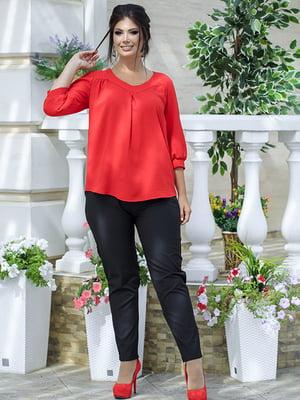 Костюм: блуза и брюки | 5560929
