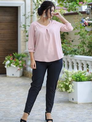 Костюм: блуза и брюки | 5560930