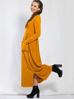 Платье желтое | 5561117