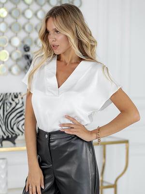 Блуза біла | 5561040