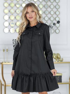 Платье черное | 5561044