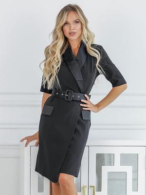 Платье черное | 5561047