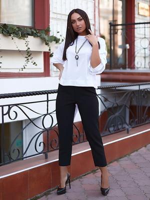 Блуза белая   5561075