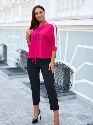 Блуза малинового кольору   5561077