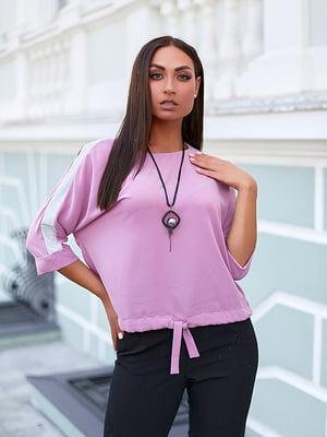 Блуза пудрового цвета   5561078