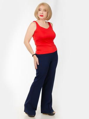 Костюм: блуза-топ і штани   5561132