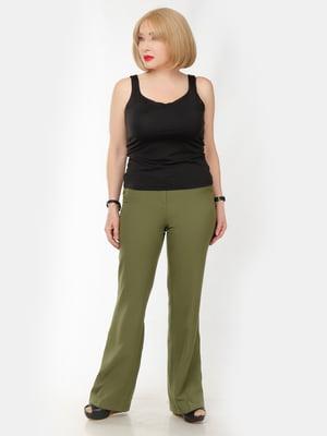 Костюм: блуза-топ и брюки | 5561133