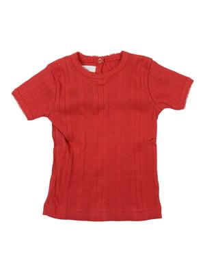 Футболка червона - Petit Bateau - 5558783