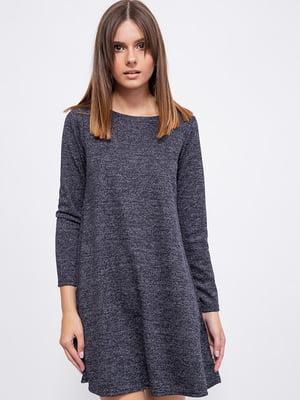 Сукня грифельного кольору | 5553701