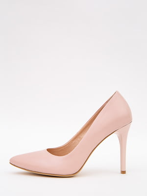 Туфлі пудрового кольору | 5553792