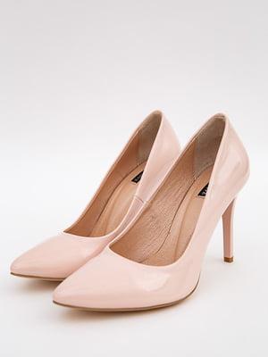 Туфли пудрового цвета | 5553794