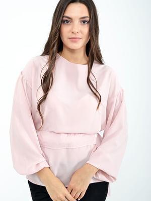 Блуза пудрового цвета | 5553799