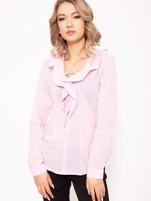 Блуза розовая | 5553804