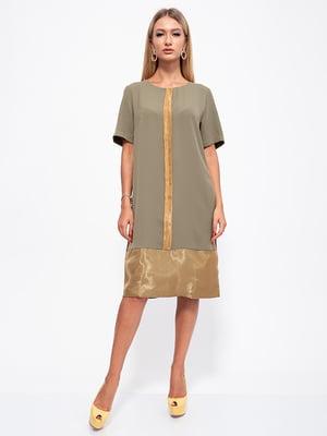Сукня двоколірна | 5553966