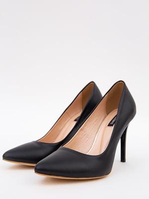 Туфлі чорні | 5553986