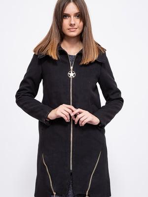 Пальто черное   5554024