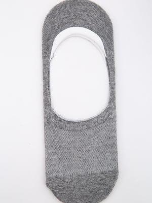 Носки серые | 5554044
