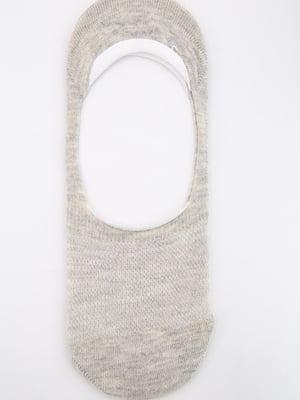 Носки серо-бежевые   5554045