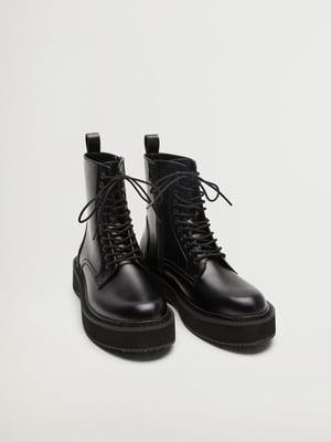 Ботинки черные | 5561471