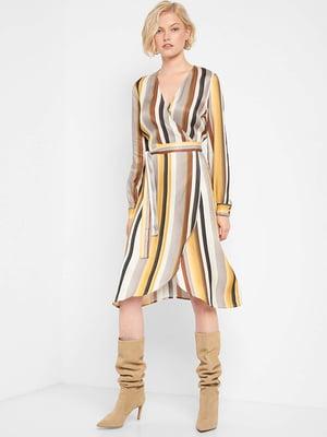 Платье в полоску | 5561489