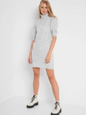 Платье серое | 5561511