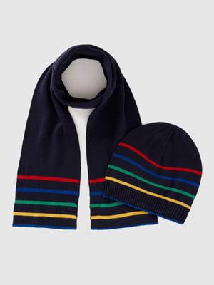 Комплект: шапка и шарф | 5520437