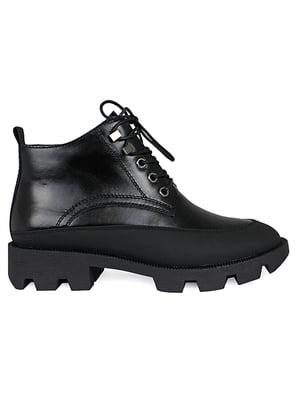 Ботинки черные | 5562383