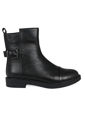 Ботинки черные | 5562386