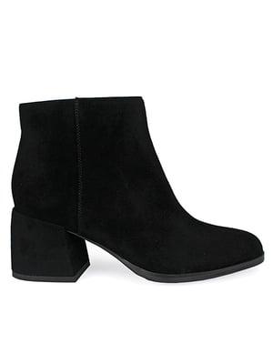Ботинки черные | 5562388