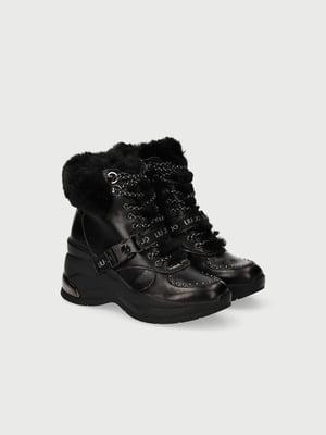 Ботинки черные   5561871