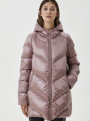 Куртка цвета пудры | 5561897