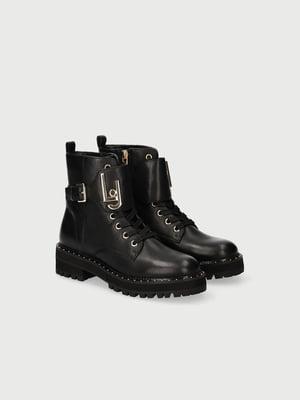 Ботинки черные   5561925