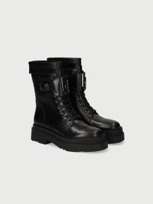 Ботинки черные   5561930