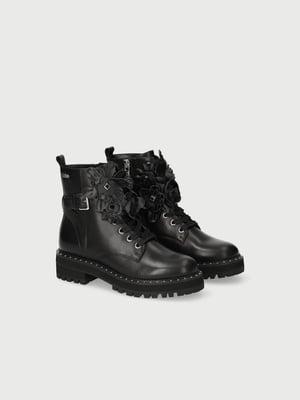 Ботинки черные   5561931