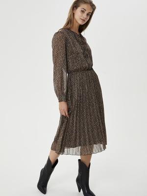 Платье с принтом | 5562033