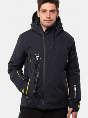Куртка темно-серая | 5563342