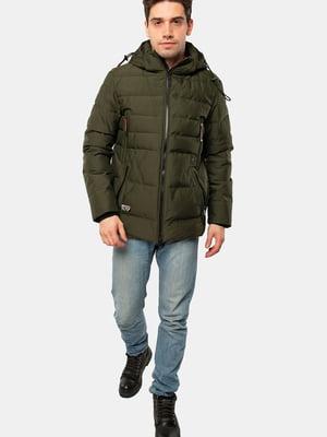 Куртка цвета хаки | 5563344