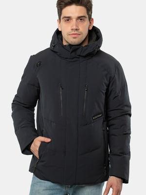 Куртка темно-серая | 5563347