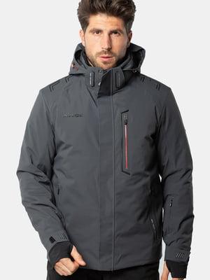 Куртка темно-серая | 5563337