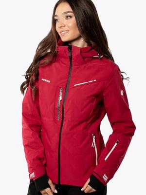 Куртка бордовая | 5563353