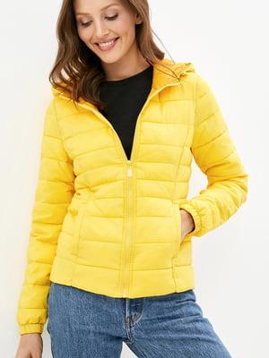 Куртка жовта | 5529891