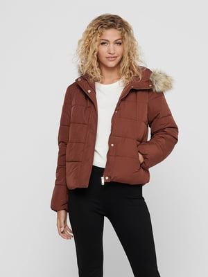 Куртка коричневая | 5562273