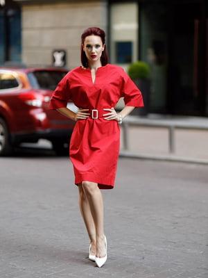 Сукня червона | 5559711