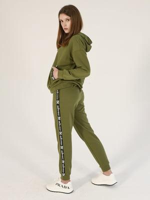 Костюм: худи и брюки | 5563416