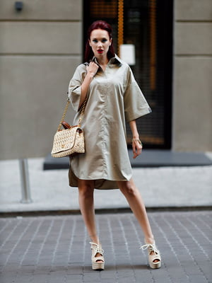 Сукня сіра | 5563449
